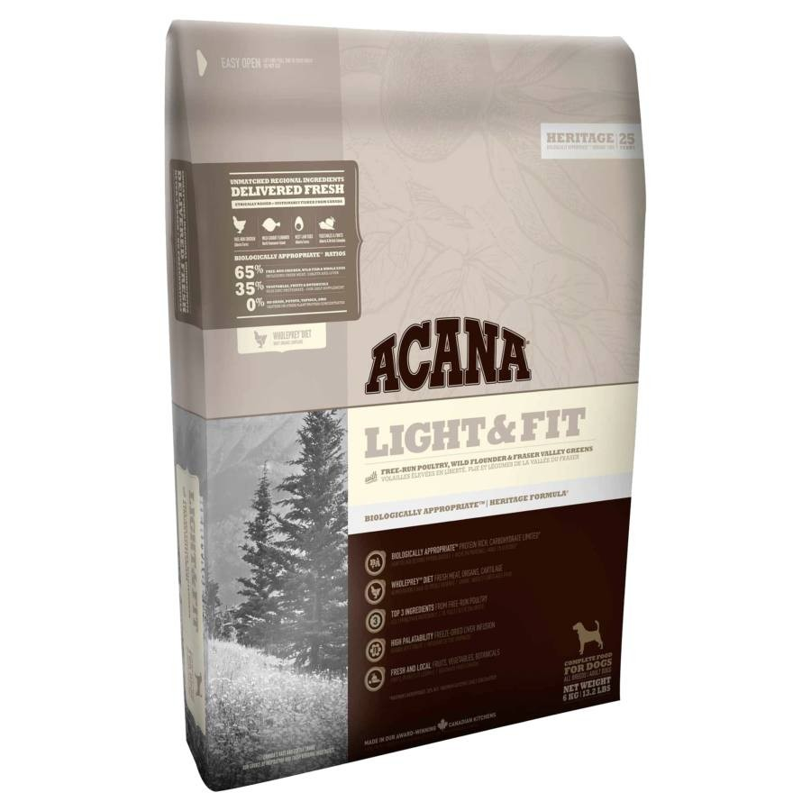 ACANA Adult Light & Fit 340g