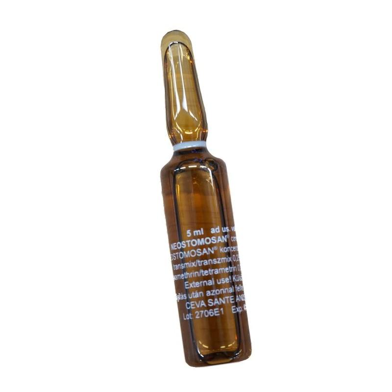 Neostomosan oldat 5 ml ampulla