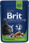 Brit Premium Cat Chicken Slices for Sterilised 100g alutasakos