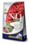 Farmina N&D Canine Grain Free Quinoa emésztési próblémákra száraztáp báránnyal