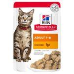 Hill's SP Feline Adult Chicken 12x85g