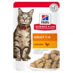 Hill's SP Feline Adult Chicken 12x85g