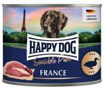 Happy Dog Ente Pur konzerv kutyának 12x200g