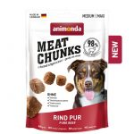Animonda Meat Chunks (marha) jutalomfalat 80g (82932)