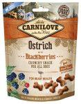 Carnilove Dog Crunchy Snack Strucchús Szederrel 200g