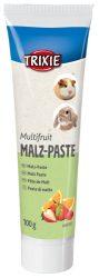 Trixie 60182 Multi Fruit Malt Paste - Kiegészítő eleség (szőroldó) paszta rágcsálók részére (100g)