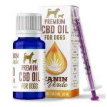 CaninVerde CBD 5% kannabidiol olaj 10ml