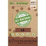 Dr. Animal 100% szárított lóhús kockák 80g