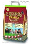 Chipsi Family kukorica pellet 20liter/12kg