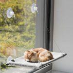 Trixie 43209 Window Platform - ablaküvegre rögzíthető fekhely macskák részére (50x30cm)