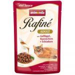 Animonda Rafiné Soupe Adult baromfi, nyúl, sonka 100g (83790)