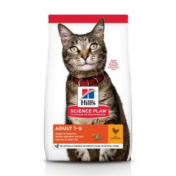 Hill's SP Feline Adult Chicken 15kg