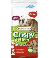 Versele-Laga Crispy Pellets Rat&Mice 20 kg (461509)