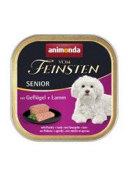 Animonda Vom Feinsten Senior 150g szárnyas-bárány (82975)