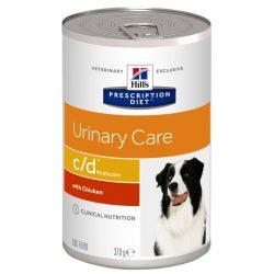Hill's PD Canine c/d konzerv kutyának 370g