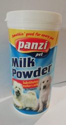 Panzi kutya tejpótló tápszer 300g