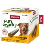 Animonda Fun Snack (szárnyas) jutalomfalat - kutyák részére (20db) 500g