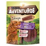 Adventuros Strips kutya jutalomfalat szarvas 90g