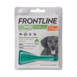 Frontline Combo Spot-On  S-  ampulla kutya részére 1db