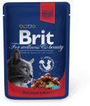 Brit Premium Cat Beef Stew & Peas 100g alutasakos