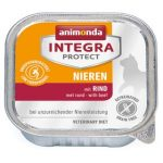 Animonda Integra Protect Nieren Marha 100 g vesevédő