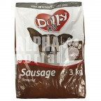 Dolly Dog száraz kutyaeledel kolbászos