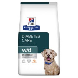 Hill's PD Canine w/d Digestive/Weight/Diabetes Management 12kg