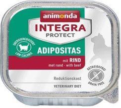 Animonda Integra Protect Adipositas marha 100g - Táp hizásra hajlamos macskáknak (86617)