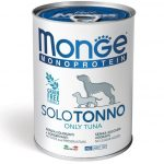 Monge MONOPROTEIN 100% tonhal pástétom 400g