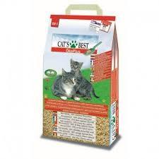 Chipsi Cats Best Eco Plus alom 10lliter/ 4.3kg