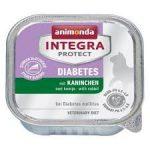 Animonda Integra Protect Diabetes Cat 100g nyulas (86689)