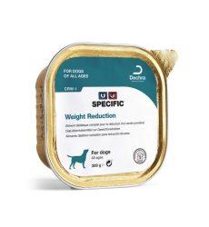 Specific CRW-1 Weight Reduction dog pástétom 300g