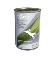 Trovet Hypoallergenic Dog (HPD) Horse 400g