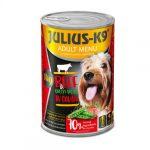 JULIUS K-9 konzerv Marha 1240g