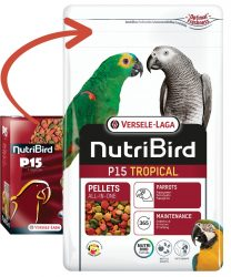 Versele-Laga NutriBird P15 Tropical 10kg (422038)