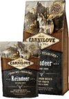 CarniLove Adult Reindeer (rénszarvas-vaddisznó)