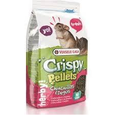 Versele-Laga Crispy Pellets Chinchillas & Degu