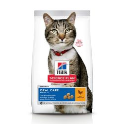 Hill's SP Feline Adult Oral Care Chicken 7kg
