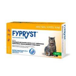Fypryst spot on 0,5ml ampulla macska részére 1db