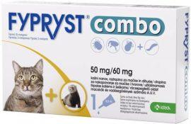 Fypryst Combo spot on macskák és vadászgörények részére 1ampulla