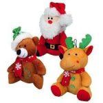 Trixie92442 Karácsonyi Plüss Mikulás