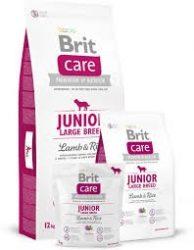Brit Care Hypo-Allergenic Junior Large Breed ( Bárány & rizs ) kutyatáp