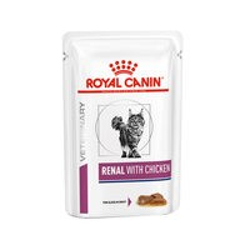 Royal Canin Feline Renal 85g csirke alutasakos