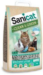 Sanicat Clean & Green Cellulose 10L