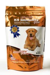 K9 Immunity Plus 60db rágótabletta