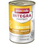 Animonda Integra Protect Sensitive  Kenguru+Amarant 400g