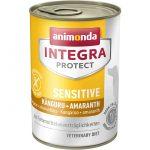 Animonda Integra Protect Sensitive  Kenguru & Amarant 400g (86425)