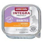Animonda Integra Protect Diabetes macska 100g csirkés
