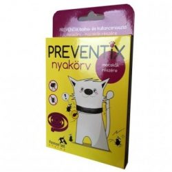 Preventix Nyakörv macskák részére 43 cm