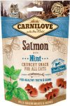 CarniLove Cat Crunchy Snack Salmon & Mint (lazac-menta) 50g